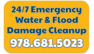 24 Hour Emergency Water & Flood Damage Cleanup